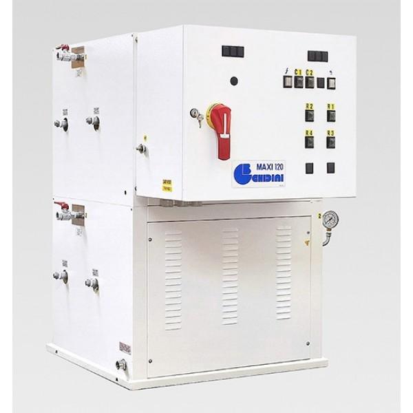 Αυτόματο boiler ατμού Maxi 120