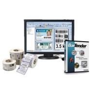 Software δημιουργίας ετικετών και barcode